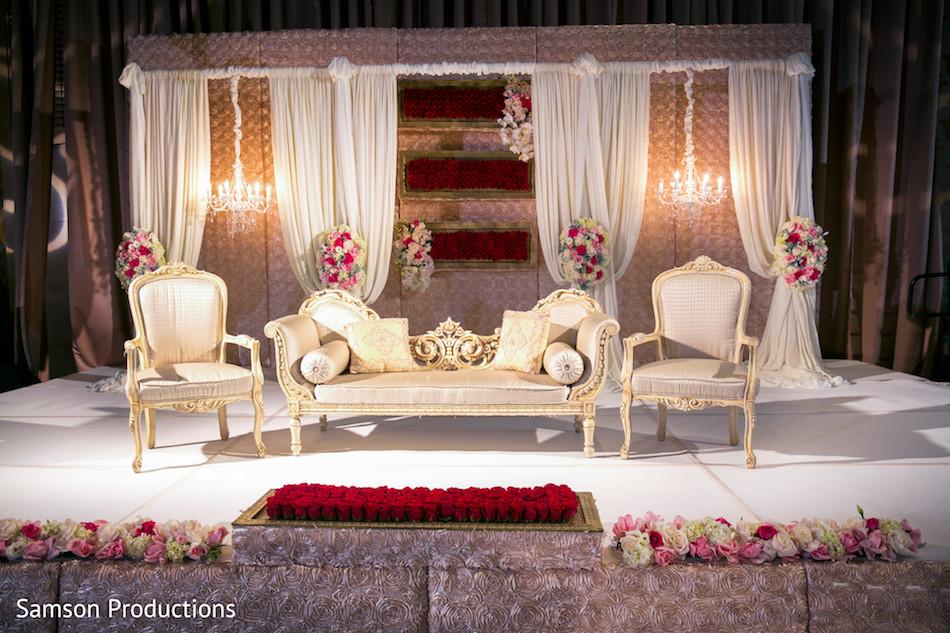 Romantic Red And Elegant Ivory Wedding At Hilton San Diego Bayfront