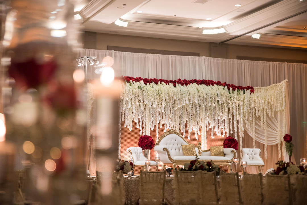 Our Top 7 Wedding Reception Stage Designs Samson Productions